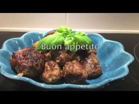 La cucina svedese - Polpette