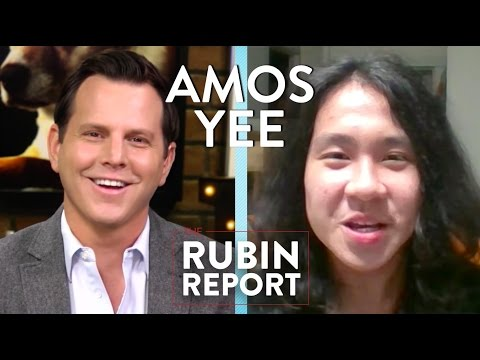 Dave Rubin and Amos Yee talk Free Speech in Singapore (full