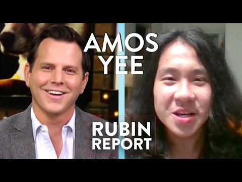 Is There Free Speech in Singapore? | Amos Yee | FREE SPEECH | Rubin Report