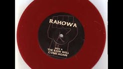 RAHOWA: The Rain Will Come Again