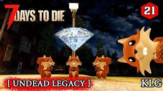 7 Days To Die Mod Undead Legacy ► ДЕНЕГ НЕТ ►21 Стрим 2КRU