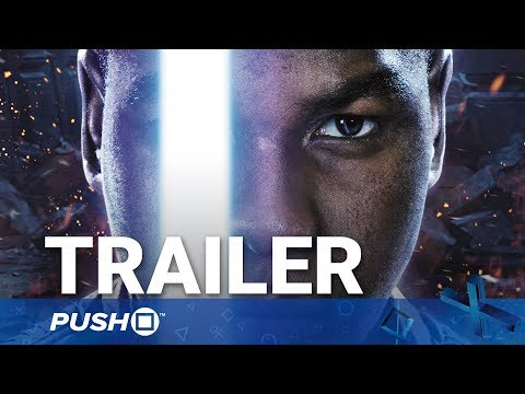 Star Wars Battlefront 2 PS4 Trailers: John Boyega Features Overview | PlayStation 4