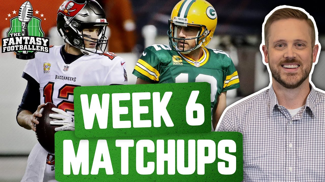 Download Fantasy Football 2020 - Week 6 Matchups + Lev Bell to Chiefs! - Ep. #964