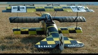This is the maiden flight of a heavily modified Balsa USA 1/4 Scale...