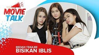 #MovieTalk : BISIKAN IBLIS - Trailer Reaction Para Cast