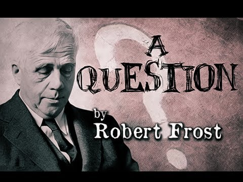 Phd thesis on robert frost