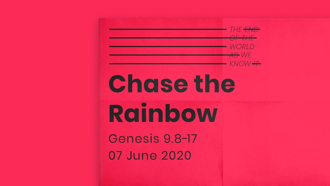The end of the world as we know it // Chase the Rainbow Cover Image