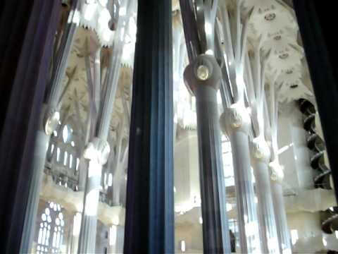 Visit to Barcelona, Spain-- Sagrada Familia Church