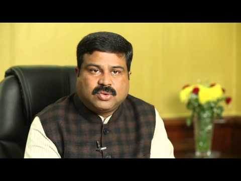 Hon'ble Minister Message in Hindi