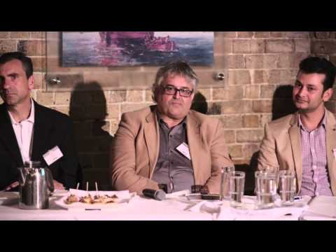 ISV SpeakEasy 2015 - Expert panel discussing Continuous Integration
