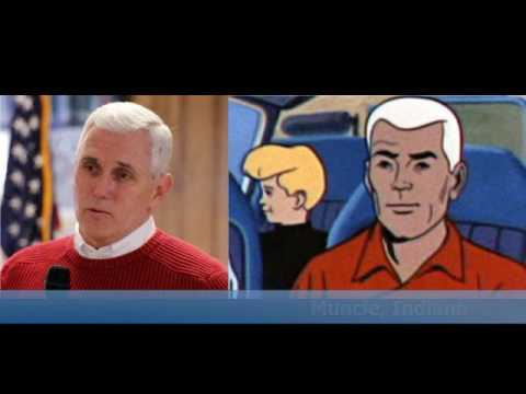 Who really is Vice Presidential nominee Mike Pence?
