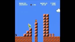 TAS Super Mario Bros PAL in 4:52.54 by zdoroviy_antony