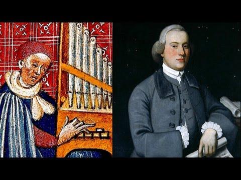 Philip Hayes (1738 - 1797): Organ Concerto III - organ only version