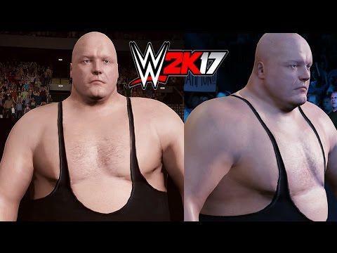 WWE 2K17 MODS: King Kong Bundy
