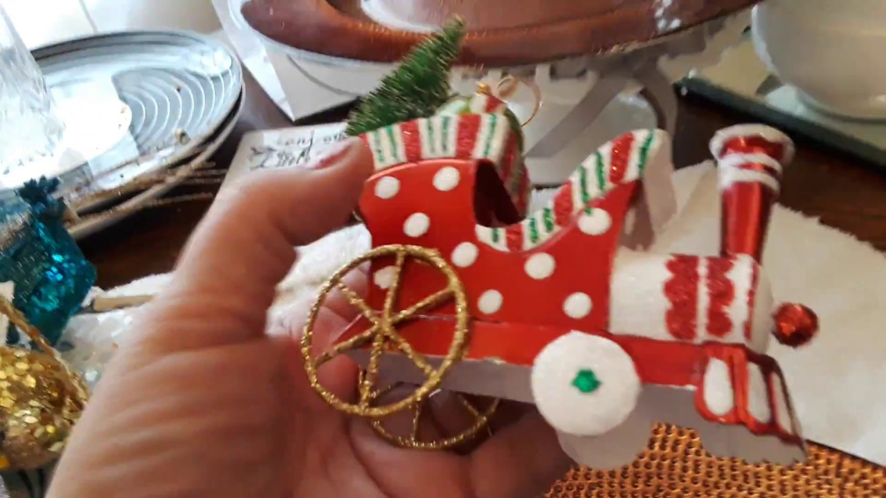 Pier 1 Christmas Ornaments.Pier 1 Christmas Ornaments Haul 2017