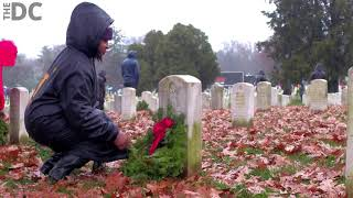 No Hero Forgotten: Wreaths Across America 2018 thumbnail