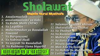 Full Album Sholawat Majelis Nurul Musthofa - Mp3
