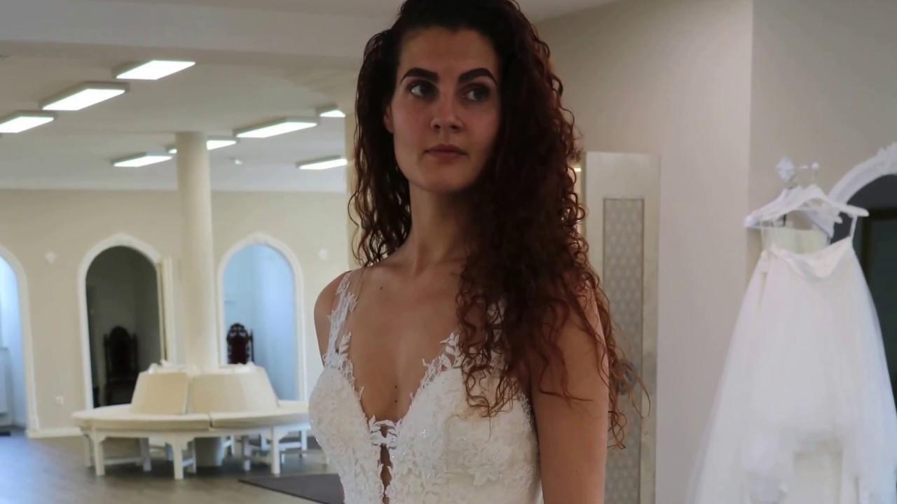 Brautkleider Trends 2019 Von Enzoani Bei Laue Festgarderobe Youtube