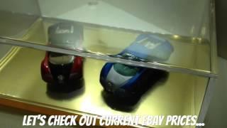 How Much Are Bugatti Hotwheels Worth?