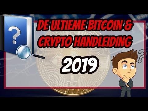 🤓De Ultieme Bitcoin & Crypto Handleiding 2019