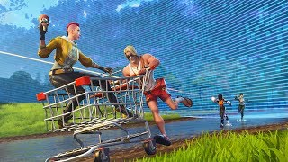 Fortnite Battle Royale Squad Game Play Di Gendong Sama RXD_Lerii747 / EKZ-AGUNGG /Aozora-Mochi
