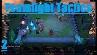 Teamfight Tactics - Full Team Wild Shapeshifter Glacial (Full Glacial Bonus and Shapeshifter)