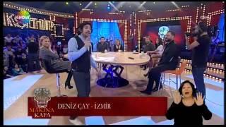 Makina Kafa 19.10.2013 / Seçkin Özdemir , Damla Sönmez, Yamac Telli
