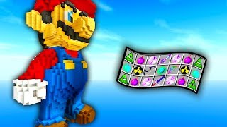 SUPER MARIO LUCKY RACE BATTLE