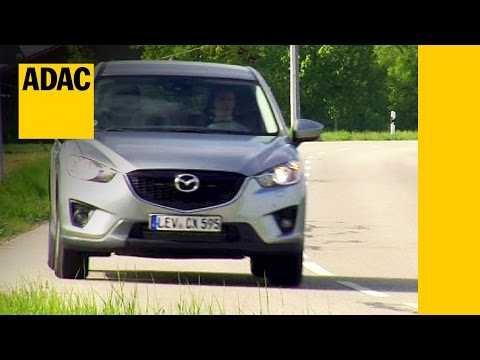 Mazda CX 5 im Test Autotest 2012 ADAC