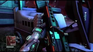 Играю в Far Cry 3 Blood Dragon   Gameplay Xbox 360   прохождение игры