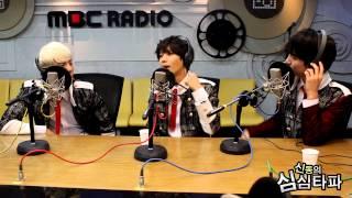 심동의 심심타파 - SHINee' 'Symptoms+Coloful' live, 샤이니의 '상사병+Colorful' 한소절 라이브 20131031