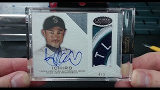 Sunday Night SUPER High End Baseball 5 Case Tribute NT Dynasty Five Star Best of Mixer