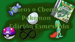 Pokemon EsmeraldaCheat(Trucos)