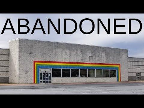 Abandoned - Toys R Us