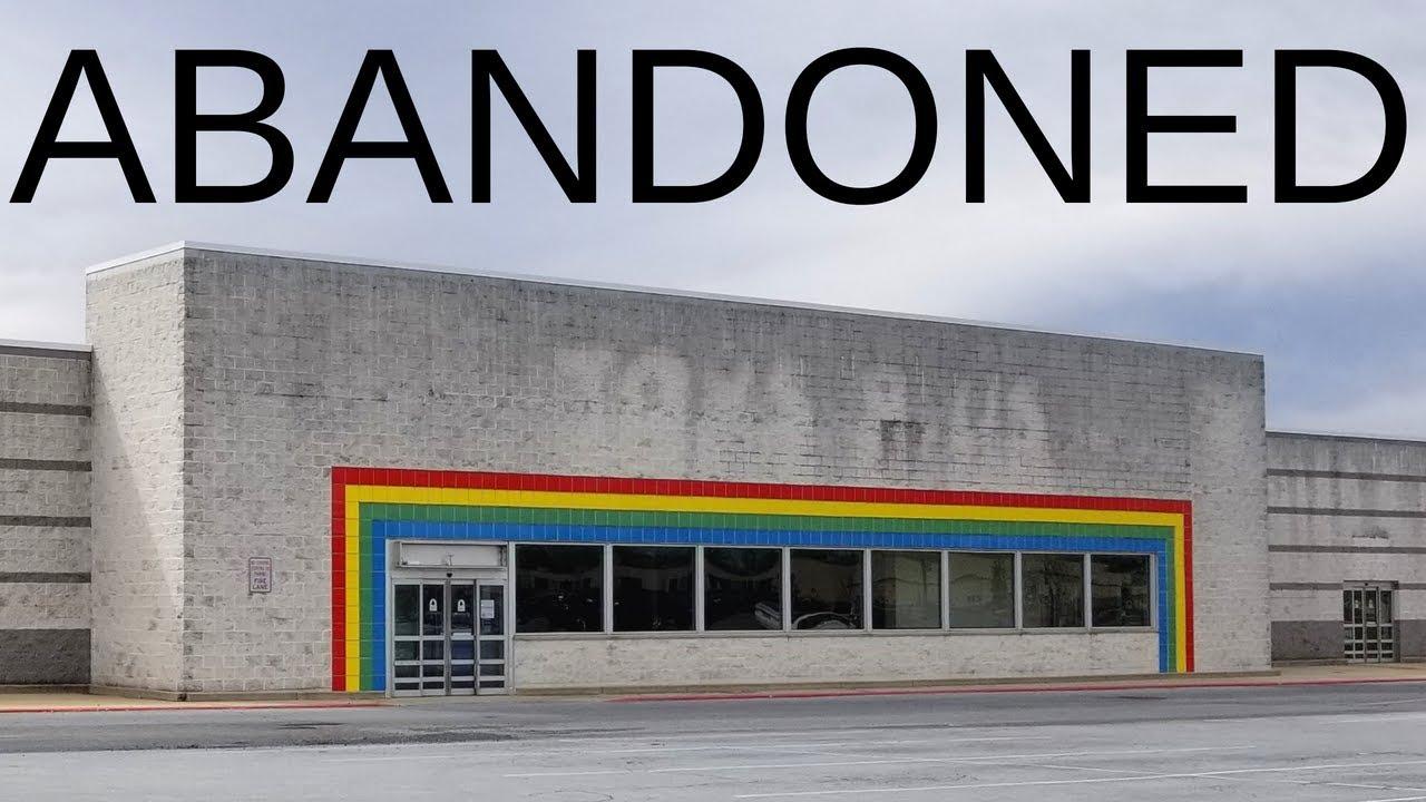 abandoned toys r us youtube. Black Bedroom Furniture Sets. Home Design Ideas