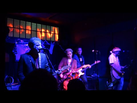 The Coverups (Green Day) - Don't Change (INXS cover) – Secret Show, Live in Albany