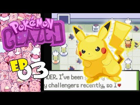 Pokemon Glazed Indonesia #03 - The Power Plant Trouble!