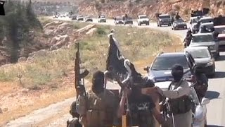 Iraq: Foreign fighters flock to Islamic State