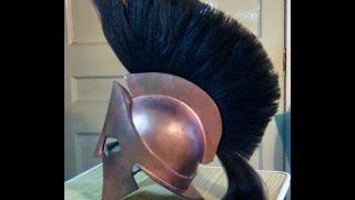 300 king leonidas spartan replica helmet 1 1