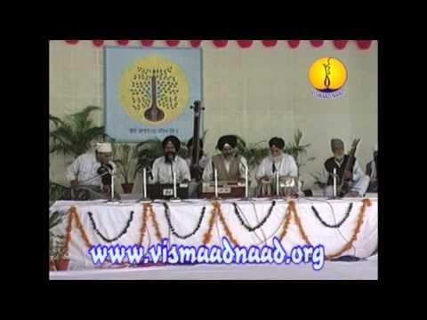 AGSS 1997 : Raag Asawari - Prof Paramjot Singh ji