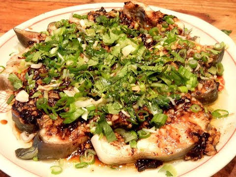 S2Ep27-Steam Catfish With Black Bean Sauce 豉汁蒸塘虱魚