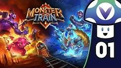 [Vinesauce] Vinny - Monster Train (PART 1)