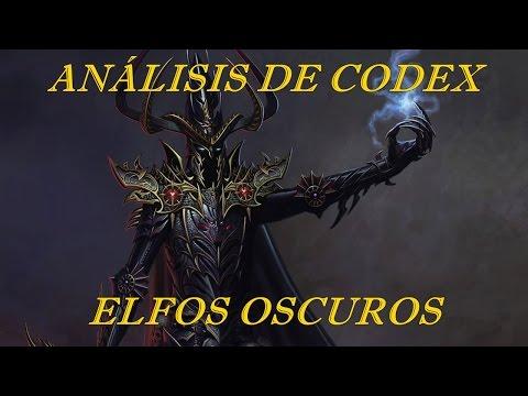 Análisis de codex: Elfos oscuros, 8ª ediciónиз YouTube · Длительность: 1 час4 мин33 с