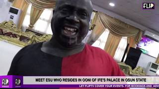 Gambar cover MEET ESU WHO RESIDES IN OONI OF IFE'S PALACE IN OSUN STATE