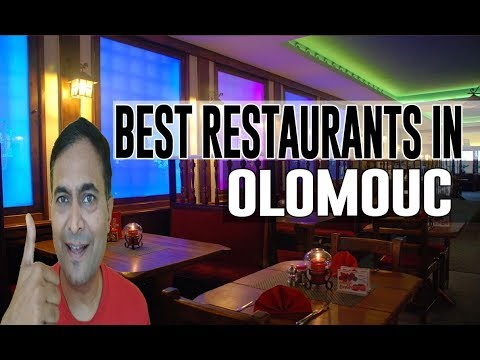 Best Restaurants and Places to Eat in Olomouc , Czech Republic