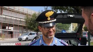 Compagnia dei Carabinieri di Nuoro: controllo straordinario del territorio nel capoluogo barbaricino