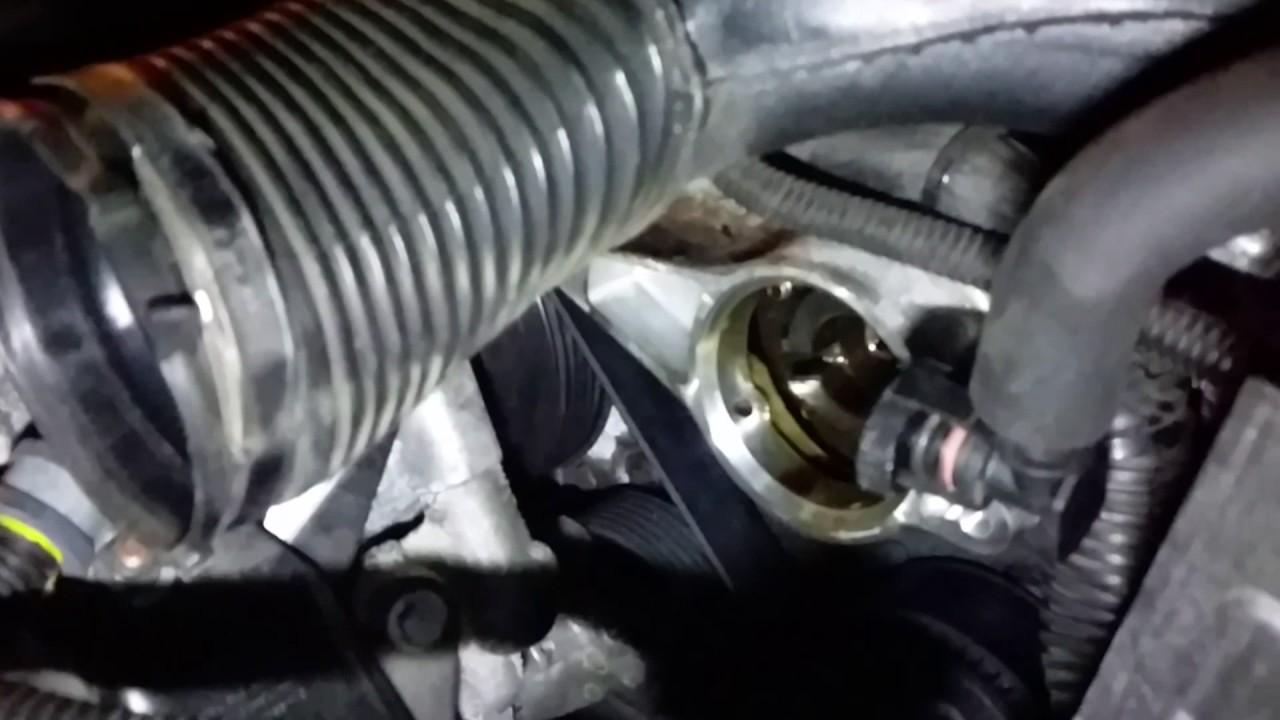 2012 Volvo xc60 vacuum pump  YouTube