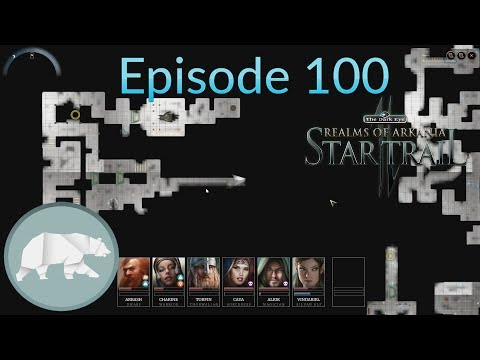 Realms Of Arkania -Star Trail - Episode 100 - Temple in Tjolmar 17 - Make someone do his own fix (2)
