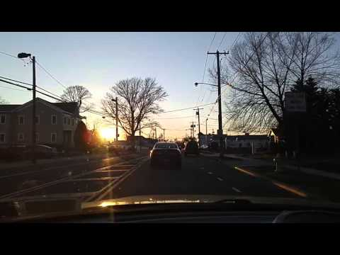 Driving by Copiague,New York