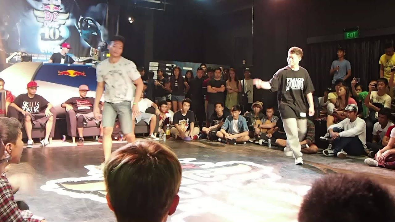 Download Baddboy vs Norbin - Top 16 - Red Bull BC One Singapore Cypher 2013